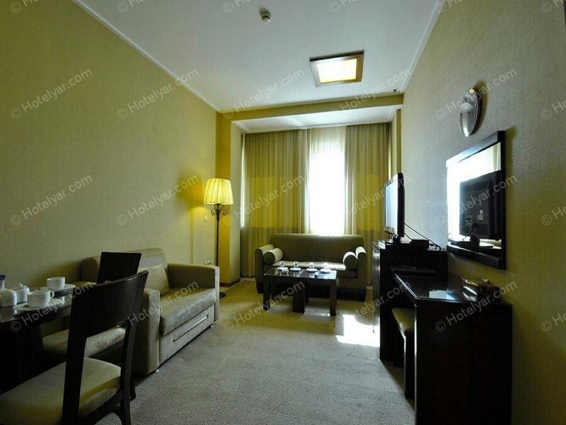 قیمت هتل فردوسی مشهد
