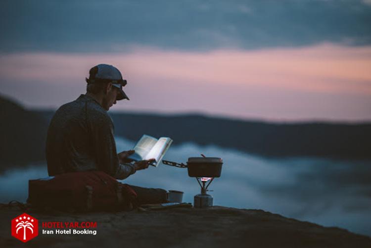انواع سفر: سفر تنهایی