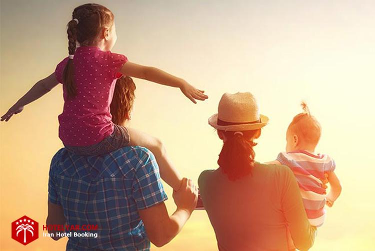 انواع سفر: سفر خانوادگی