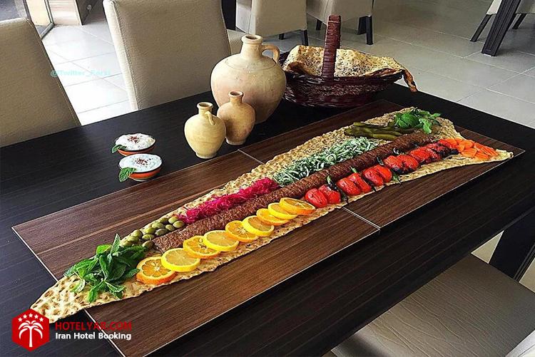 تصویر رستوران مظفریه تبریز