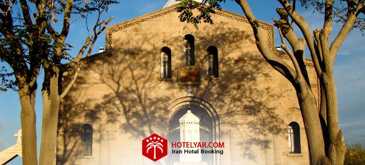 کلیسای شوغاگات مقدس از قدیمی ترین کلیساهای تبریز