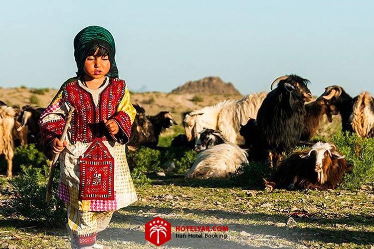 عشایر بلوچ در منطقه شرق ایران