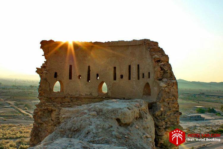 قلعه فین - عکس از مهدی ترابی