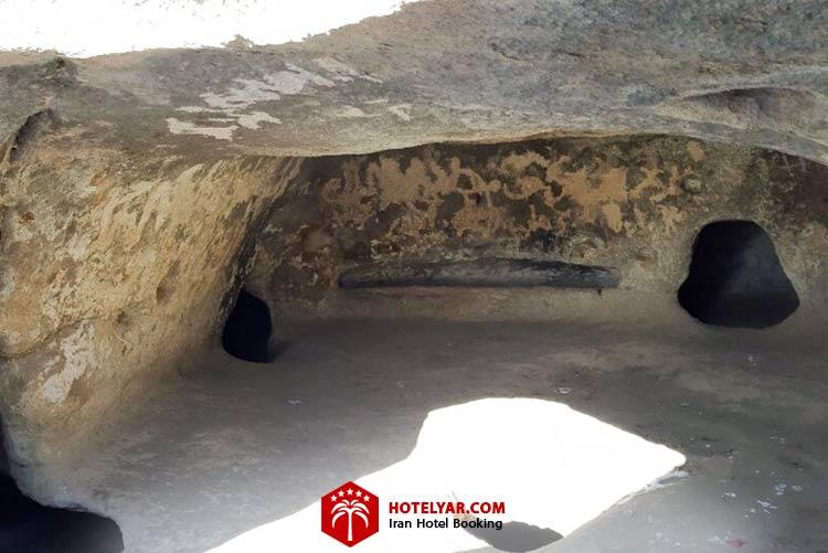 تصویر داخل خانه های روستای حیله ور تبریز