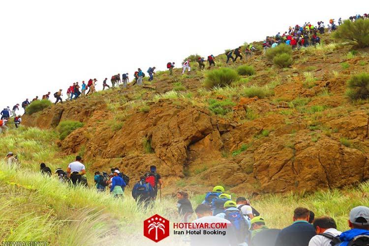 قالی کوه یکی از زیباترین کوه های کشور ایران