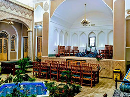 هتل سنتی پارس یزد