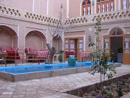 هتل سنتی سروش یزد