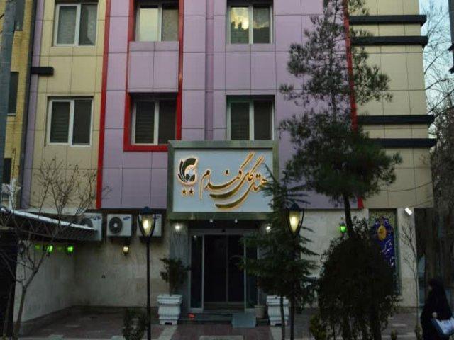 هتل گل گندم شباهنگ مشهد